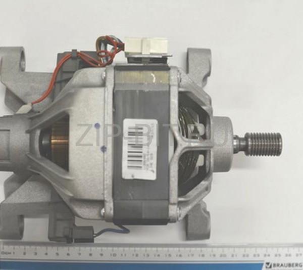 Двигатель стиральной машины Indesit (под ремень профиля J), 145039