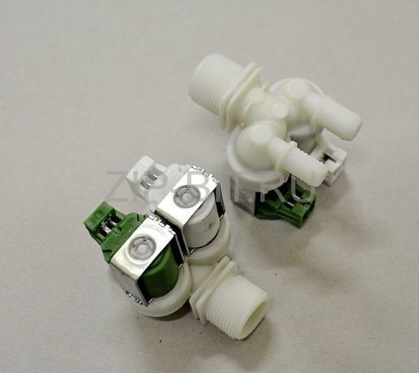 КЭН 2W-180 для стиральных машин Electrolux-Zanussi (один вывод диметром 12 мм, другой 14 мм)