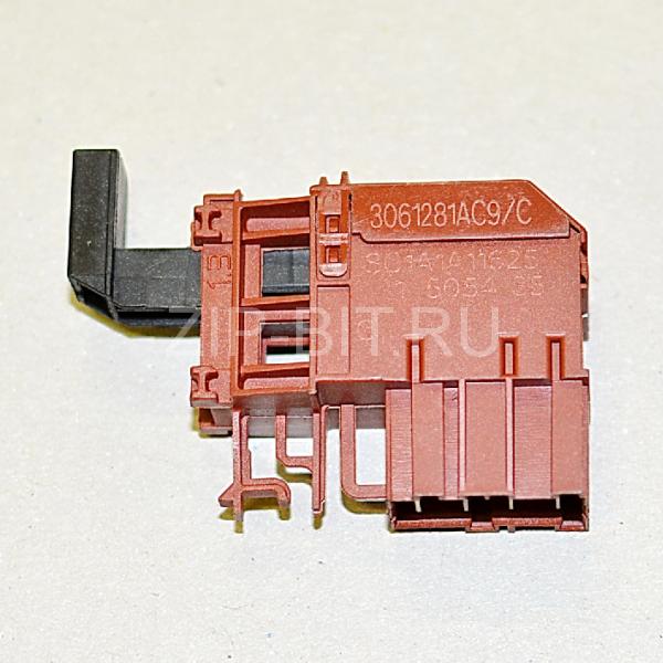 Кнопка сетевая стиральной машины Bosch,Siemens, 160962