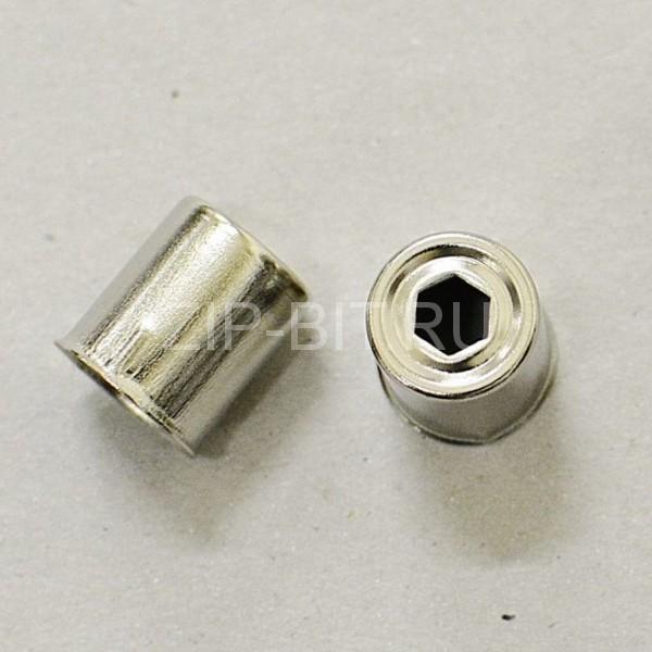 Колпачек магнетрона d=14 mm (шестигранное отверстие)