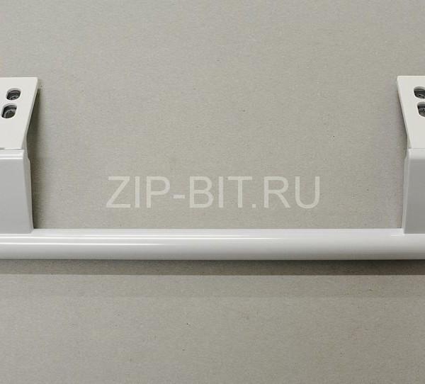 Ручка двери холодильника Liebherr длинная белая 7430670 (908674200015)