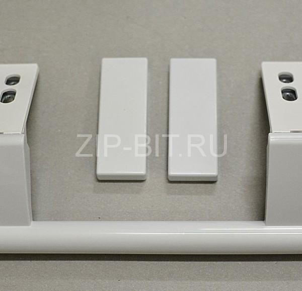 Ручка двери холодильника Liebherr короткая белая 909603600015