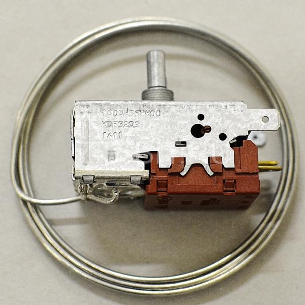 Термостат K59-Q1902-000 (KFD32Q3), капилляр 1,5м, Indesit 265859, 851092, 851147, 851146